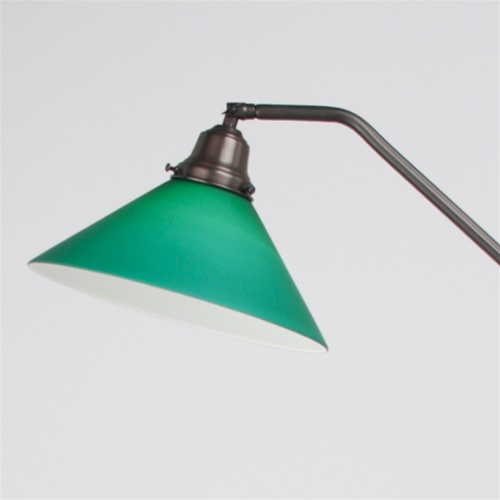 Boswell S Library Lamp From Brass Light Gallery