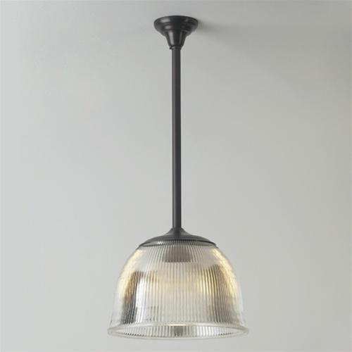 Original ... & Splayed Vintage Holophane Light | Industrial Pendant u0026 Antique ... azcodes.com