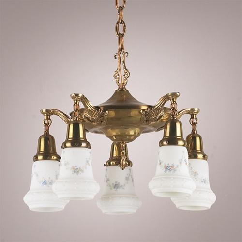 Vintage Chandelier Vintage Antique Lighting And Light Fixtures Vintage Ceiling Light
