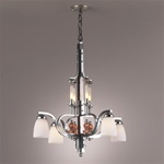 Art Moderne Chandelier