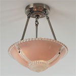 Rose Cross Ceiling Light