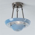 Sky Blue Ceiling Light