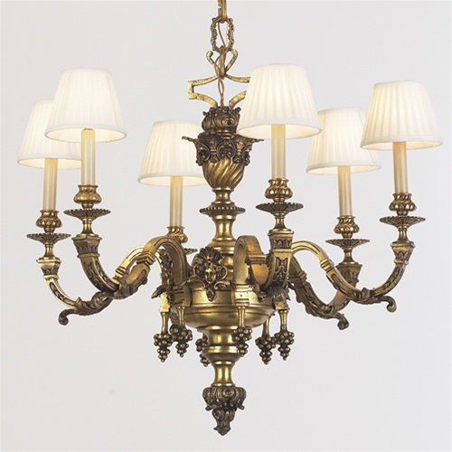 Bountiful Cherub Chandelier - Vintage Chandelier Vintage & Antique Lighting And Light Fixtures