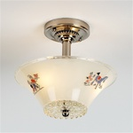 Child's Nursery Ceiling Light