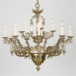 Age of Innocence Chandelier