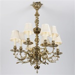 Clotilde's Salon Chandelier