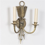Tethered Arrows Sconce