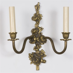 In Full Bloom Sconce (QTY:1)