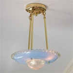 Blue Cosmos Ceiling Light