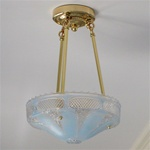 Flower Basket Ceiling Light