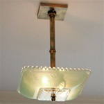 Seaburst Ceiling Light