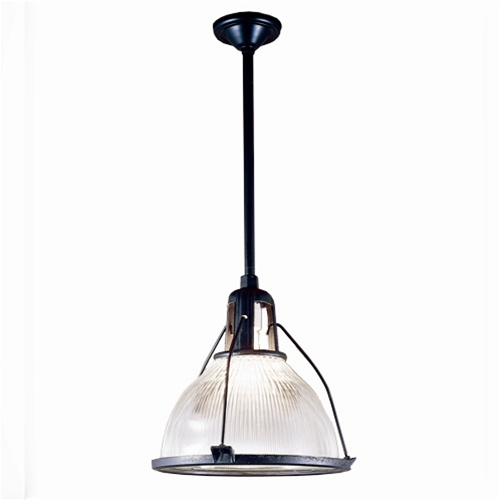 authentic holophane pendant light antique industrial lighting